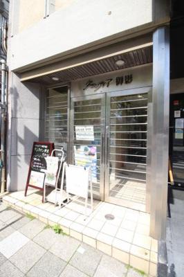 【エントランス】グランディア みなと神戸御影館