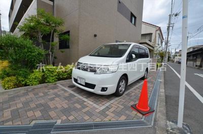 【駐車場】エトワール清水