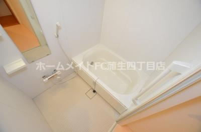【浴室】エトワール清水
