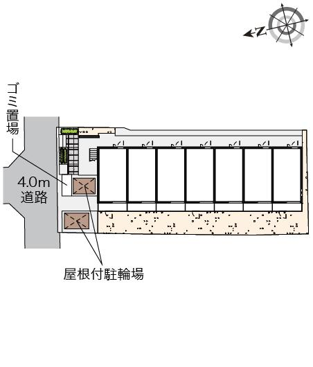 【地図】クレイノセイ柴島