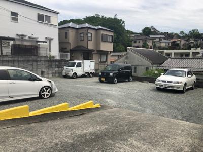 【外観】木田駐車場
