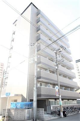 【外観】パークハウスナンバ