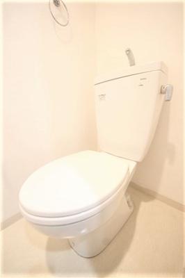 【トイレ】パークハウスナンバ