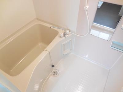 【浴室】夢野アパートメント