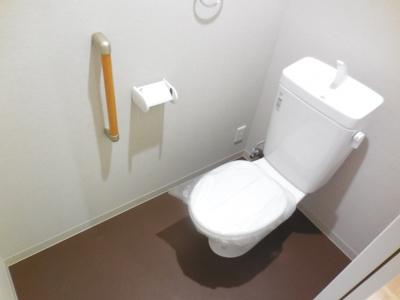 【トイレ】夢野アパートメント