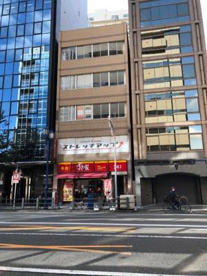 【外観】大通り沿 各スクール 北浜東 天満橋駅