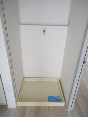 室内洗濯機置場(写真はイメージです)