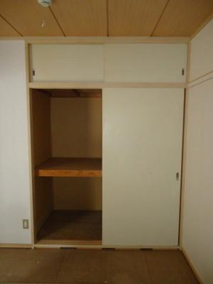 和室6帖の収納(写真はイメージです)