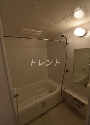 【浴室】ジヴェルクス高輪【The Verlux Takanawa】
