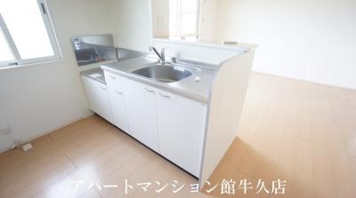 【キッチン】イーストコートB