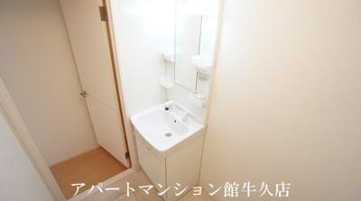 【独立洗面台】イーストコートB