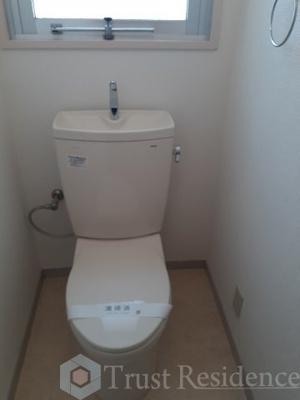 【トイレ】コーポシミズ
