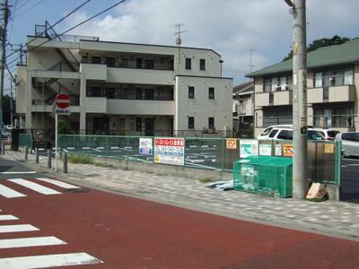 【駐車場】イーストソレイユ駐車場