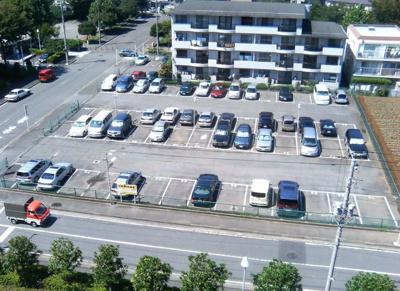 【外観】加藤第三駐車場