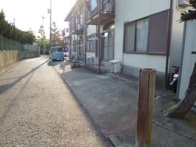 【駐車場】グリーンハイツ/大倉山