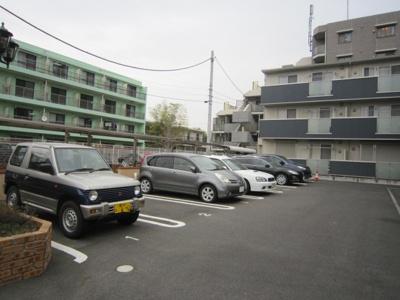 【駐車場】ソルテア日吉