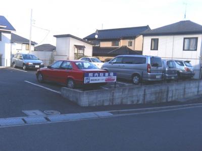 【外観】照内駐車場