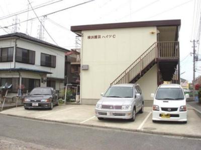 【外観】横浜園芸ハイツC