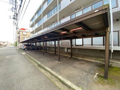【外観】エクセレント日吉駐車場