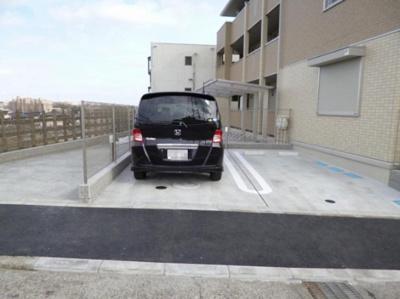 【駐車場】オークフォレスト