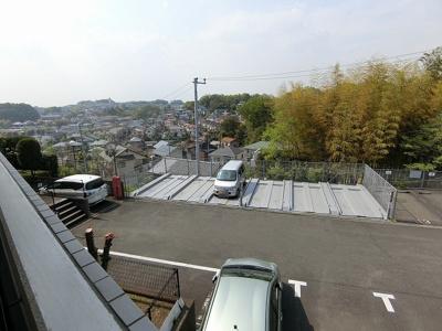 【駐車場】ビューテラス王禅寺