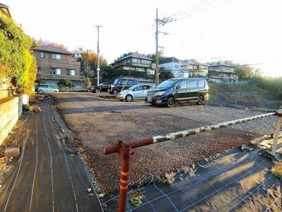 【外観】王禅寺東(5-3)駐車場