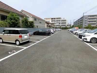 【駐車場】グリーンフォレスト駐車場