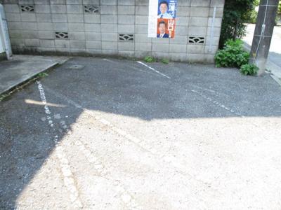 【駐車場】メゾン平田