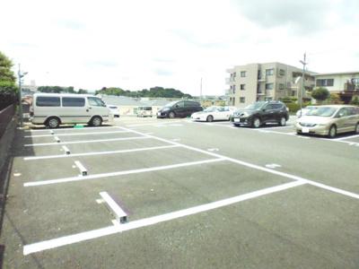 【外観】小机宮原駐車場1(アスファルト)