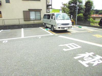 【駐車場】小机宮原駐車場1(アスファルト)