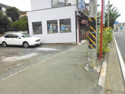 【駐車場】小山駐車場