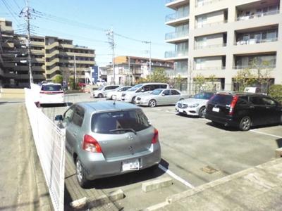 【外観】野田ビル駐車場
