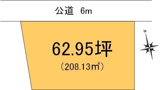 【土地図】笠原町土地
