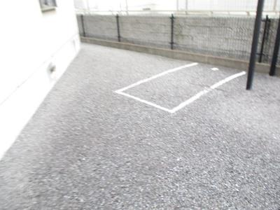 【その他共用部分】フレーサーズ駐車場