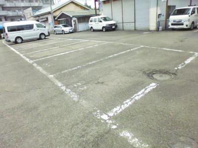 【外観】夢見ヶ崎駐車場