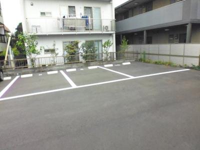 【外観】小倉第二駐車場