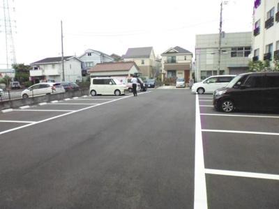 【駐車場】小倉第二駐車場