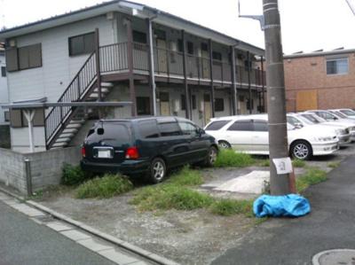【駐車場】高橋西加瀬貸地