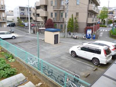 【駐車場】マンションパシフィック