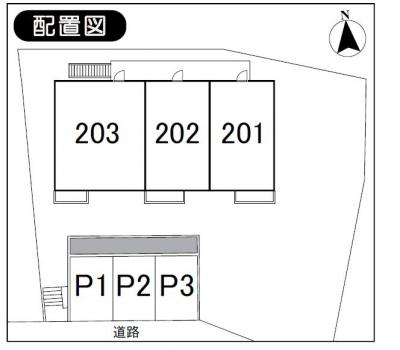 【区画図】ベルグリーン