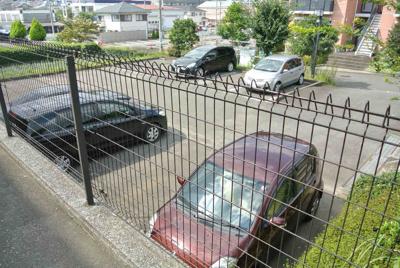 【外観】グランシャリオ都筑駐車場