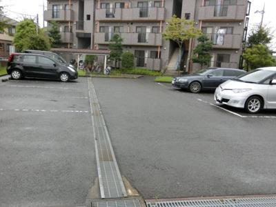 【駐車場】グランシャリオ都筑駐車場
