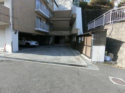 【駐車場】コスモ生田駐車場