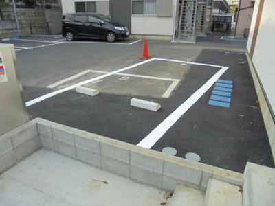 【駐車場】オデッセイ7駐車場