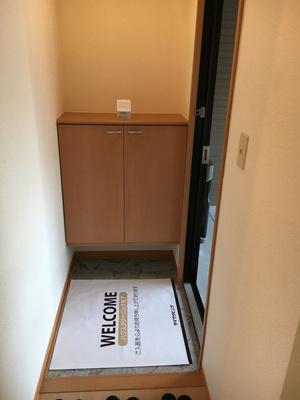 【玄関】セジュール力石・