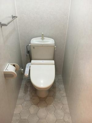 【トイレ】セジュール力石・