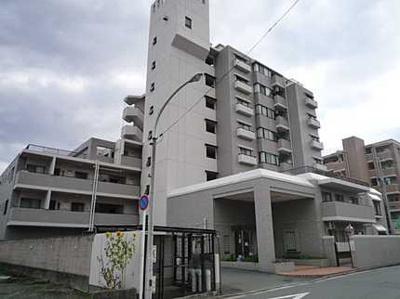【外観】仁保ヒューマンズ壱番館