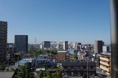 【展望】東川口ガーデンヒルズ七番館