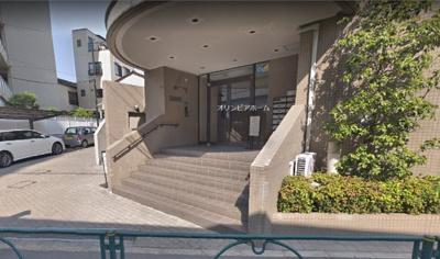 【外観】コスモ亀戸水神 平成2年築 9階 82.29㎡ 角 部屋