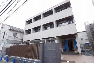 戸田公園駅徒歩3分 瀟洒な建物です